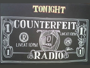 Counterfeit Radio Band Joins Dallas Kosher BBQ Championship as a Participating Sponsor