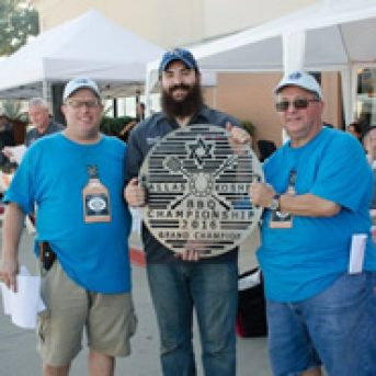 RaBBi-Q is Grand Champion at Second Annual Dallas Kosher BBQ Championship