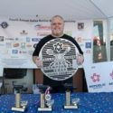 Dan Ulledahl, Grand Champion of the Fourth Annual Dallas Kosher BBQ Championship